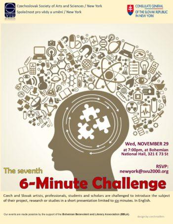 6-Minute Challenge Nov 29 2017