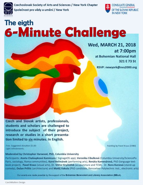 6-Minute Challenge VIII