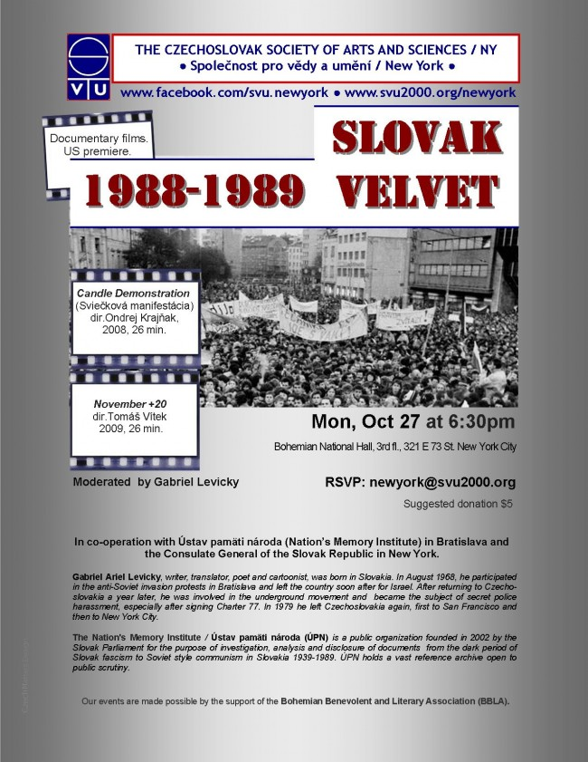 Slovak velvet Flyer