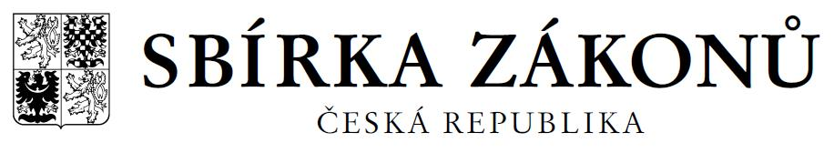 Czech Collection of Laws